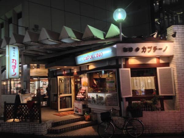 いい雰囲気のカフェ