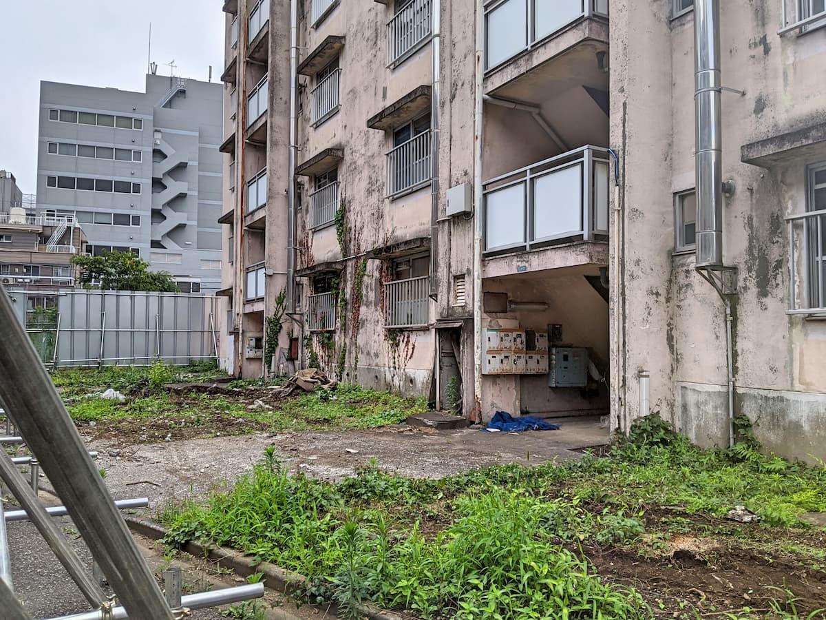 都営青山北町アパート2