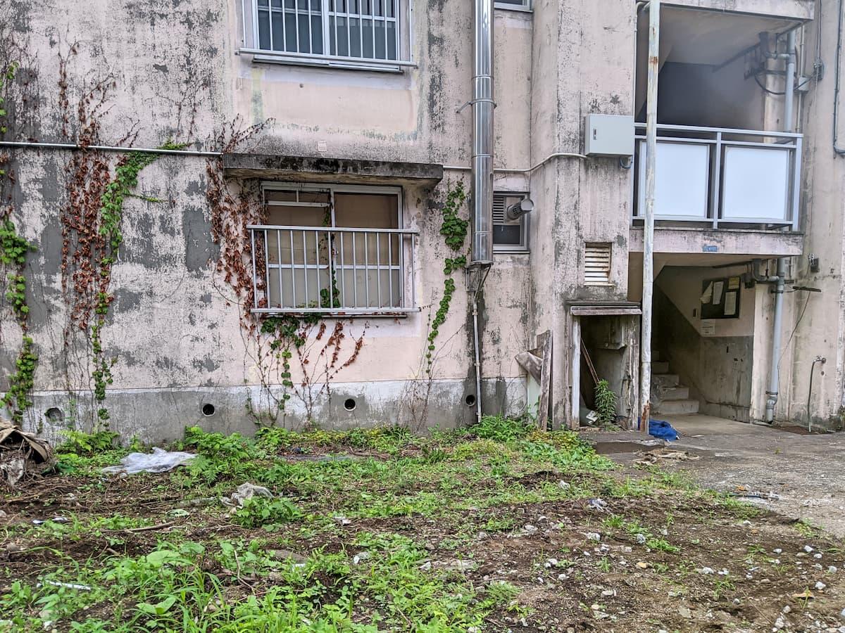 都営青山北町アパート3