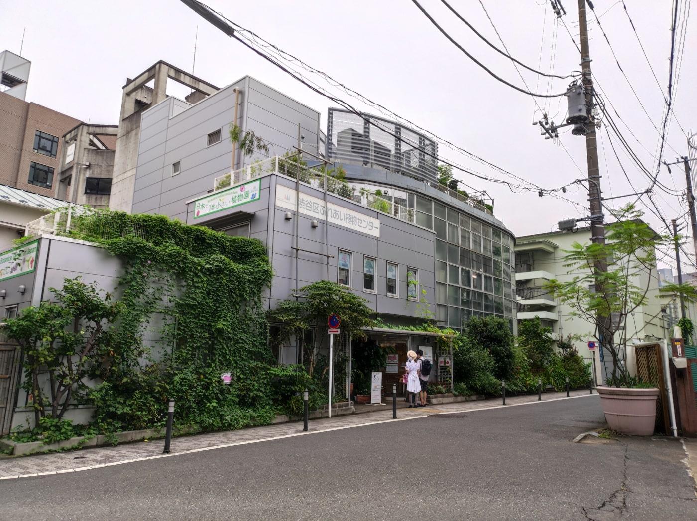 植物センター